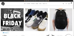 Shopify web design for Foundation BMX